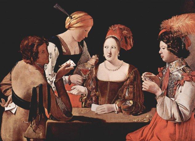 Georges de  La Tour -  Georges de  La Tour - artelista.com