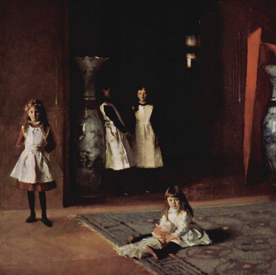 John Singer  Sargent -  John Singer  Sargent - artelista.com