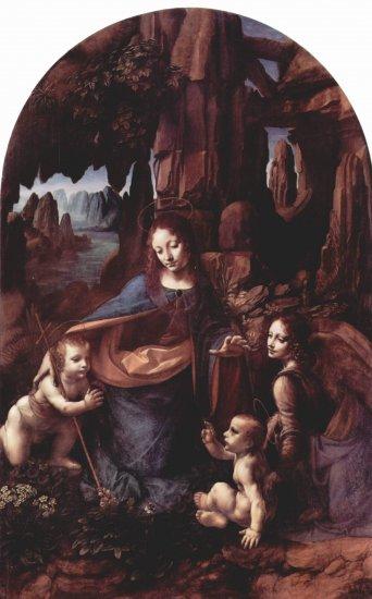 Virgen de las rocas