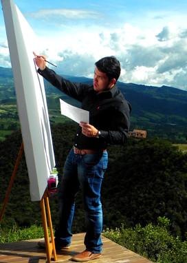 Carlos Villabon, el pop a la vuelta de la esquina
