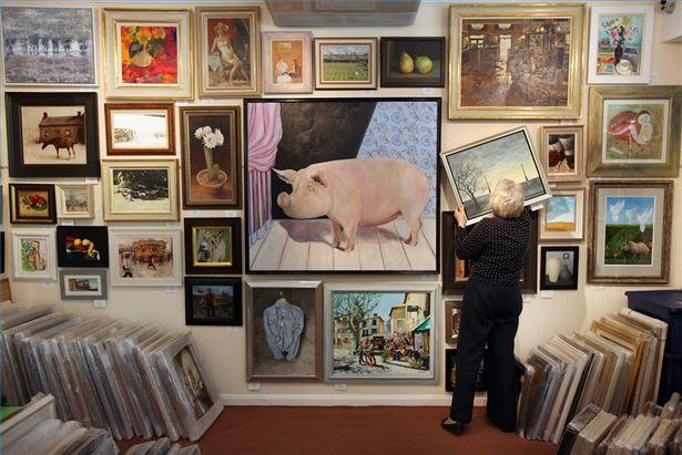 7 claves para empezar a coleccionar arte artelista - Galerista de arte ...