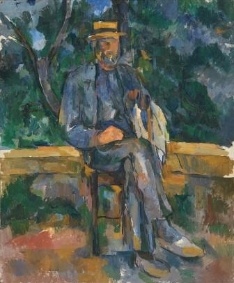 Cézanne en el Thyssen: el maestro solitario que se convirtió en árbol