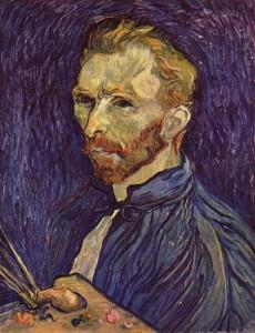 Autorretrato. 1889. Vincent van Gogh