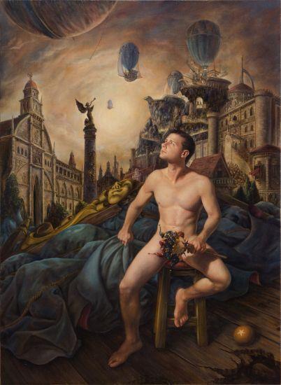 José Parra: la reinvención del barroco