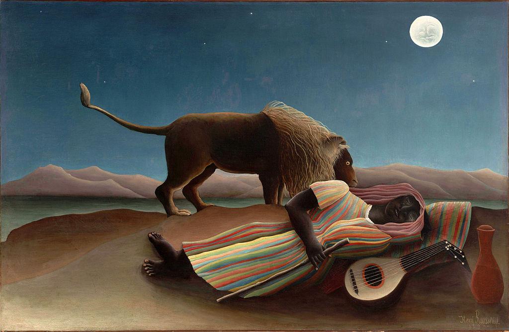Henri Rousseau y el arte naíf