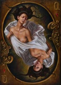 Las damas traviesas. José Parra