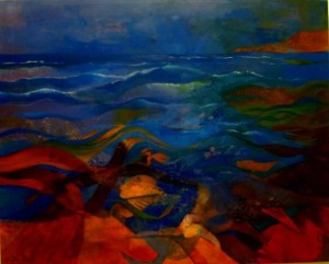 Profundidad marina. Carolina De Rossi
