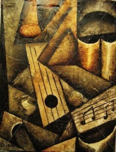 Tres rock and roll. Esteban Amills Siso