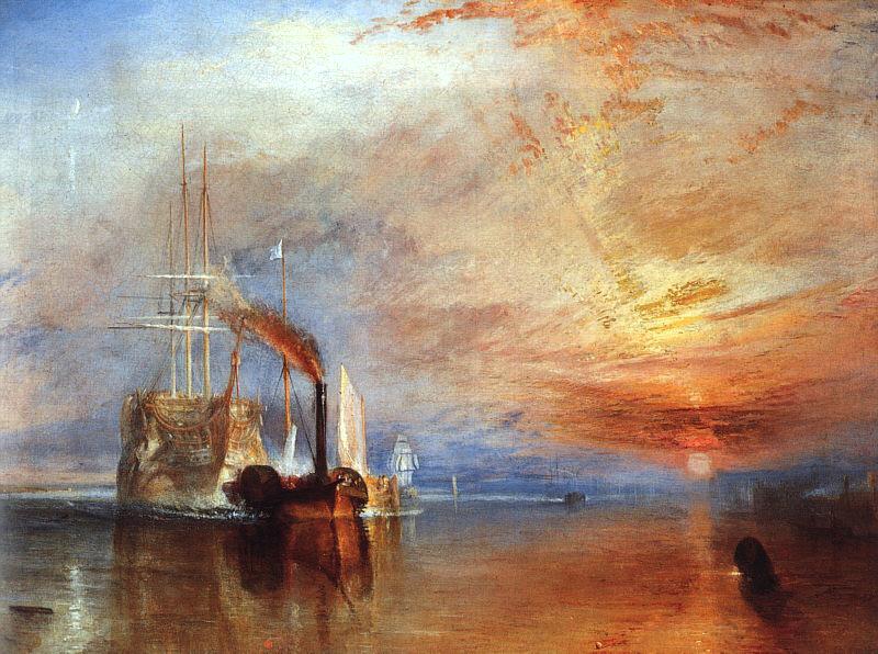 Turner: paisajes y atmósferas