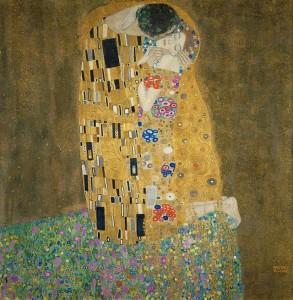 El beso. 1907- 1908. Gustav Klimt