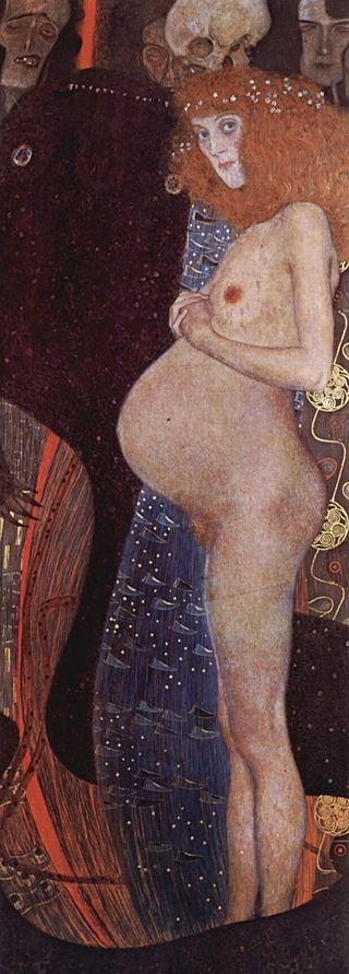 Esperanza I. 1903 Gustav Klimt