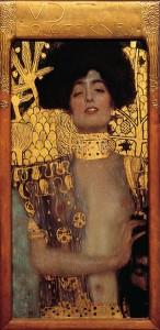 Judith I. 1901. Gustav Klimt