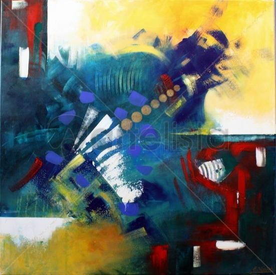 Eloy Vivas Barrera: la sugestión del arte