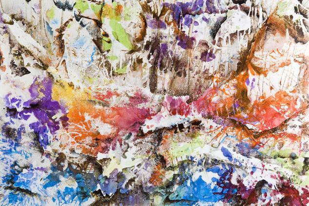 Joan Llaverias: la libertad sigue al color