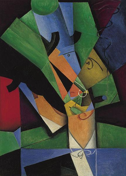 Juan Gris: la interpretación del cubismo