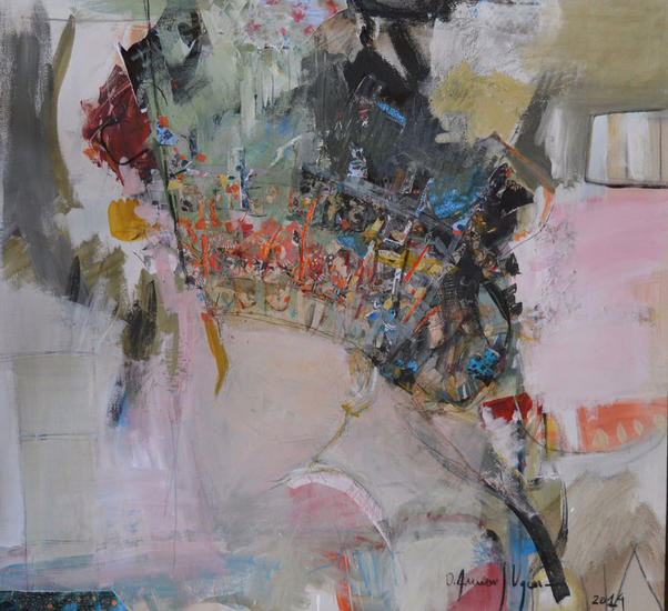 Olga Armand Ugon: la riqueza de las texturas