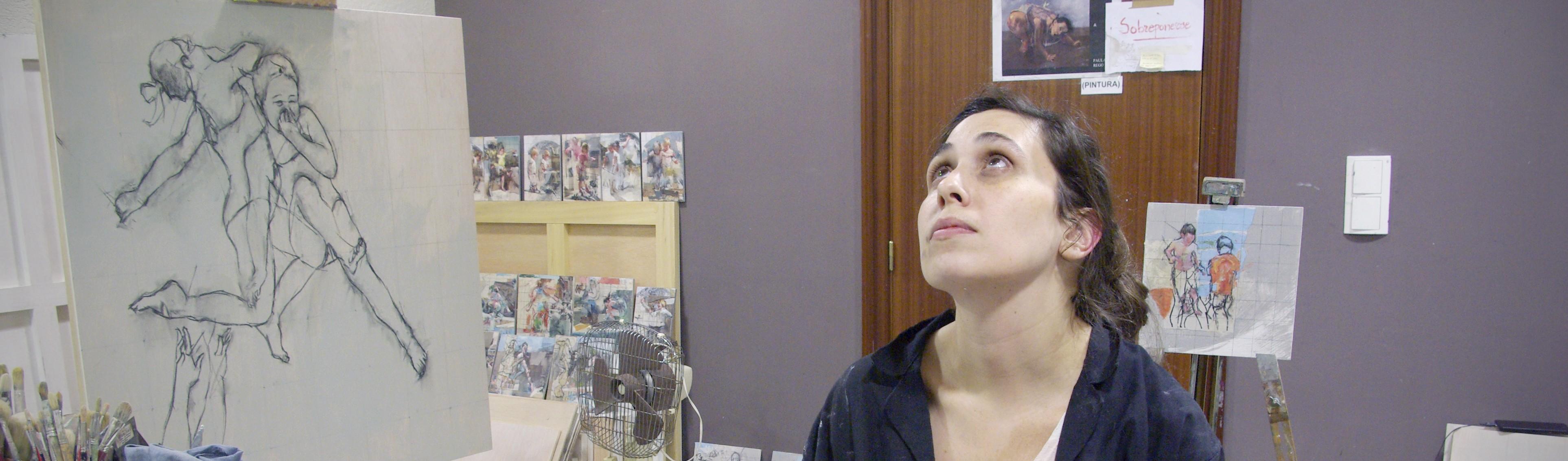 Desde mi taller: Pilar López Báez