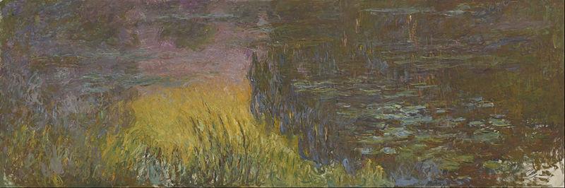 Los nenúfares, la gran obsesión de Monet