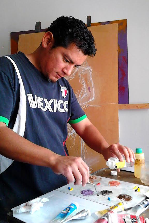 Desde mi taller: Ricardo Cruz Fuentes