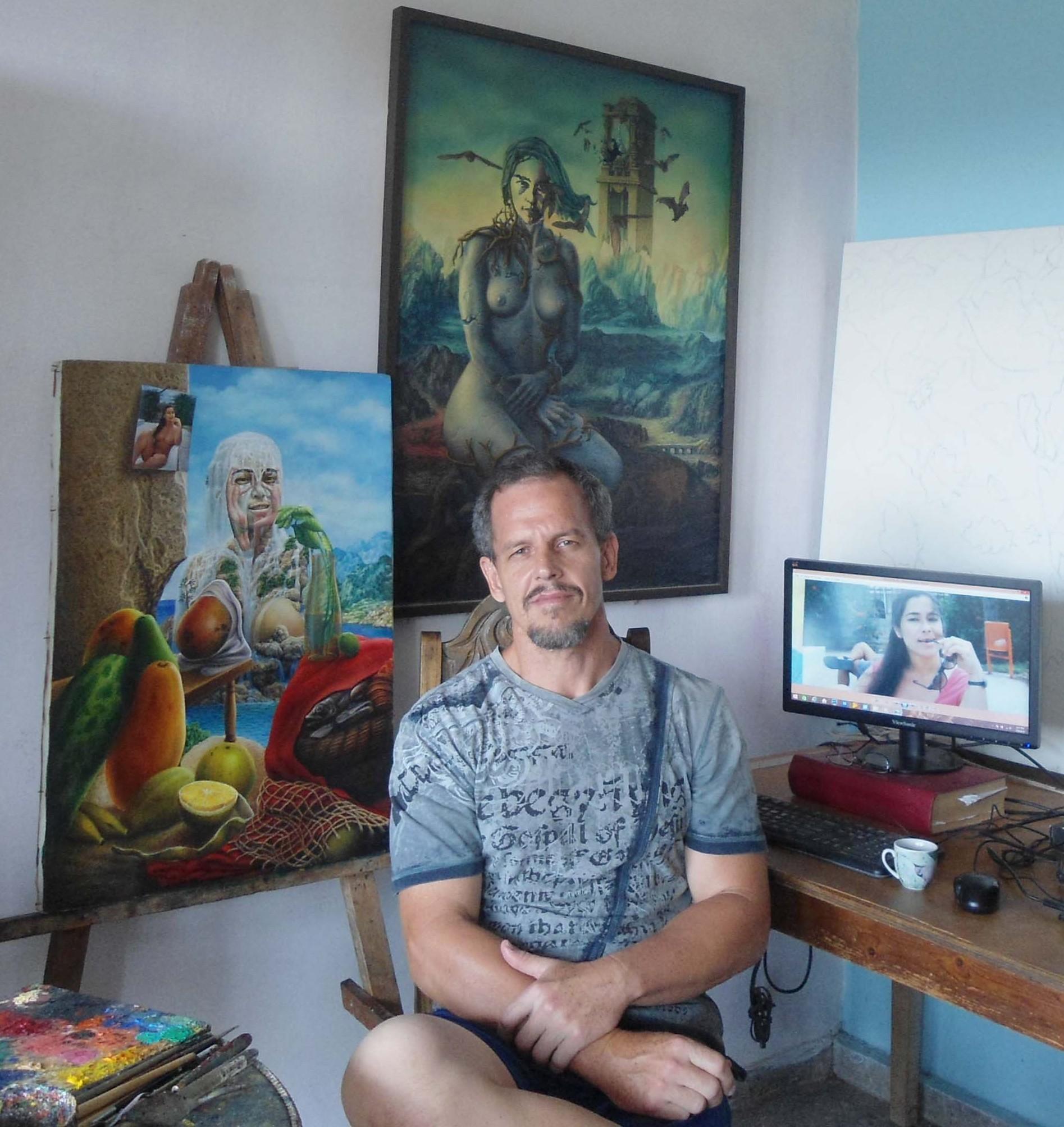 Desde mi taller: Ignacio Nazabal