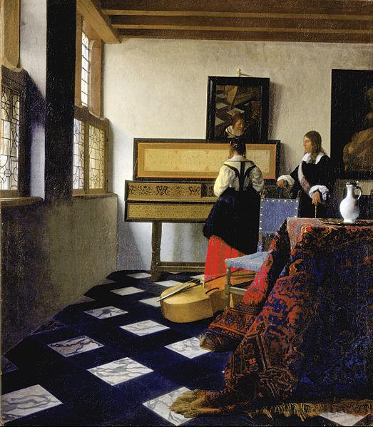 Vermeer, otro significado para la música
