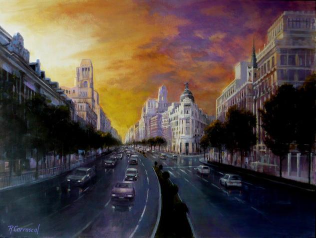 Rafael Carrascal García: paisajes de ensueño