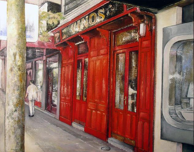 Tomás Castaño: en la serenidad de los antiguos portales