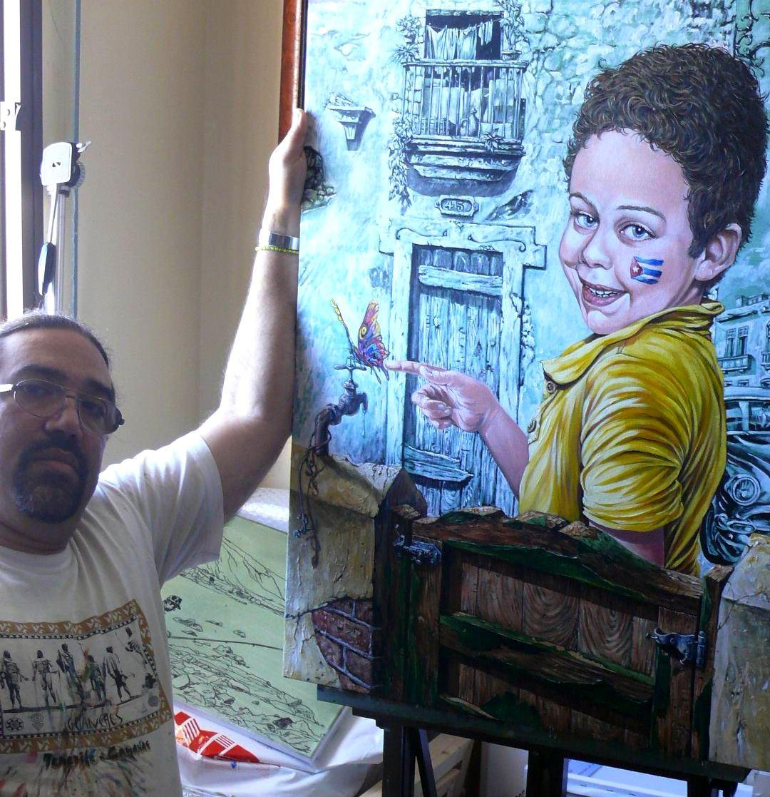 Desde mi taller: Carmelo González Gutiérrez