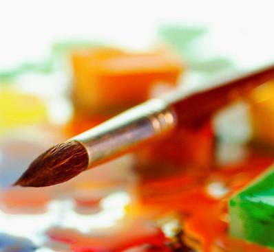 Desde la Antigüedad, el pincel ya era utilizado por los escribas y pintores de Irán, India y China