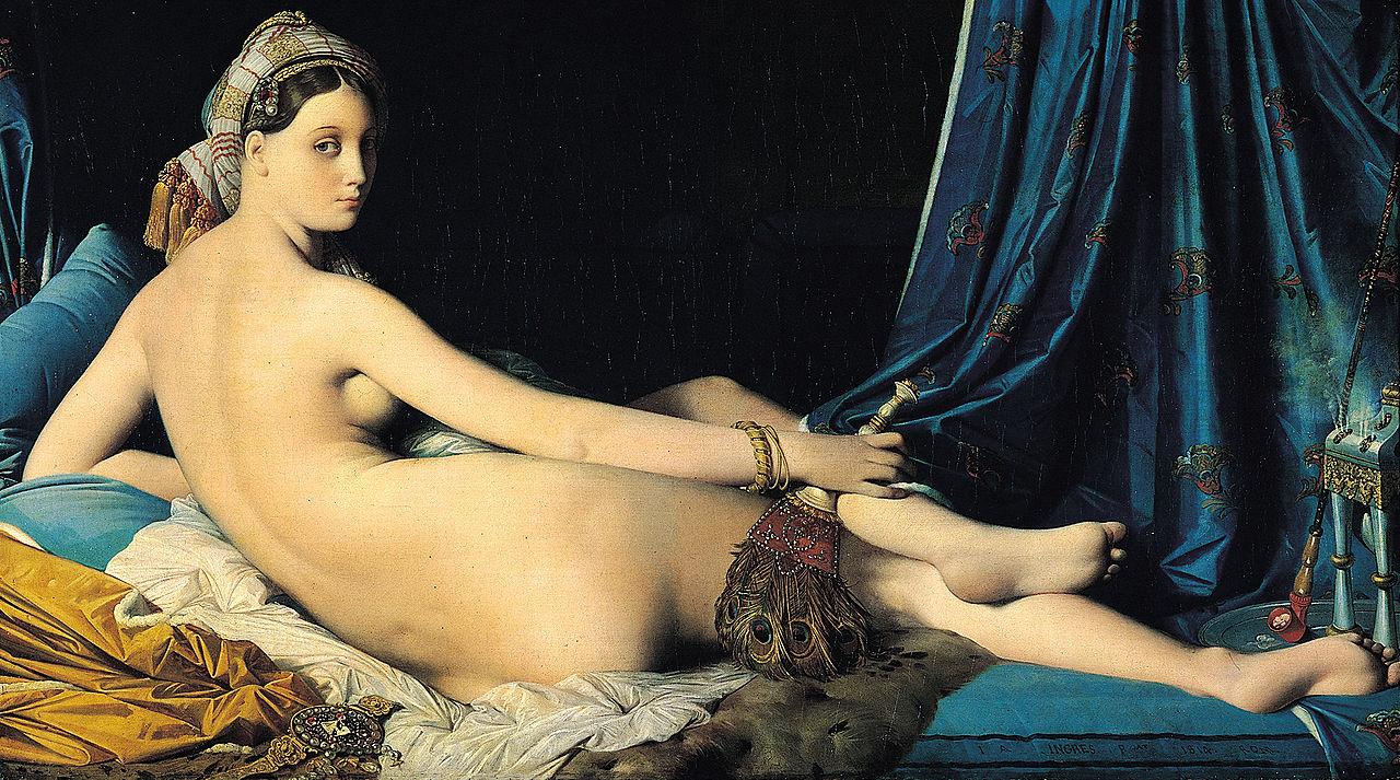Ingres se instala en El Prado