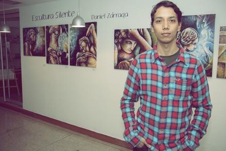 Desde mi taller: Daniel Zarraga