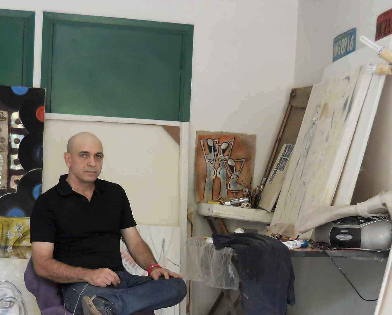 Desde mi taller: Antonio P. Bornot