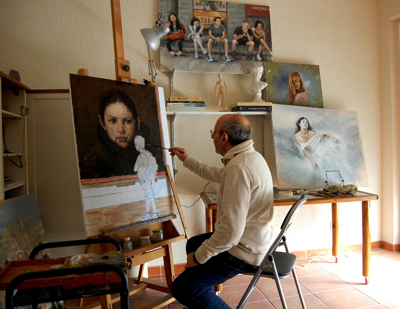 Desde mi taller: David Farrés Calvo