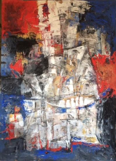 Bleu - Blanc - Rouge, Mayra Lifich.
