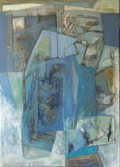 Azules, Mayra Lifich.