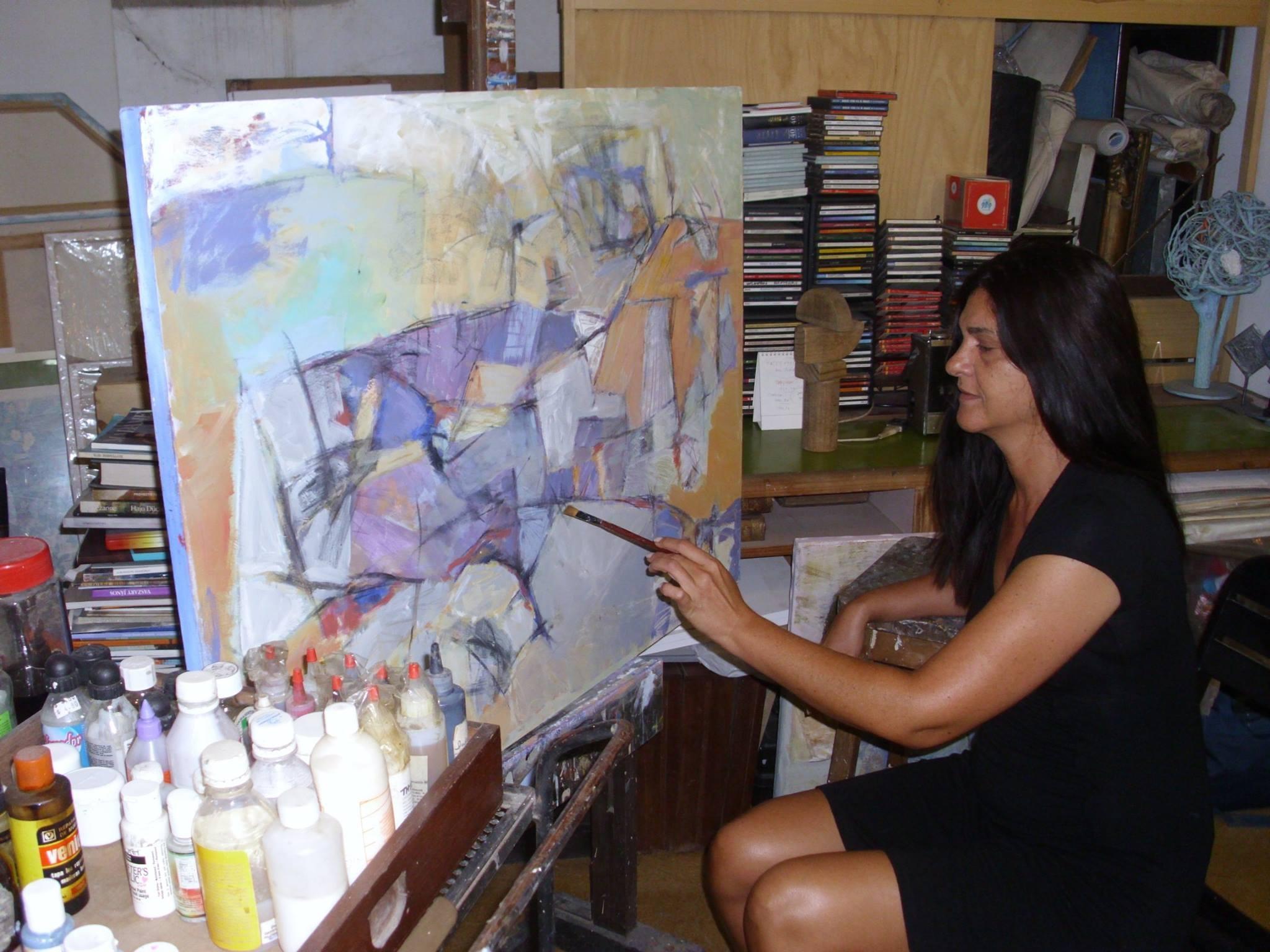 Desde mi taller: Mayra Lifich
