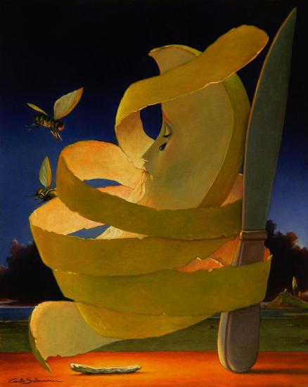 En el corazón de la Gran Manzana, Carlo Salomoni