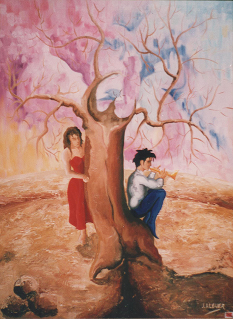 El árbol de la vida, J. M. Alguer Romero