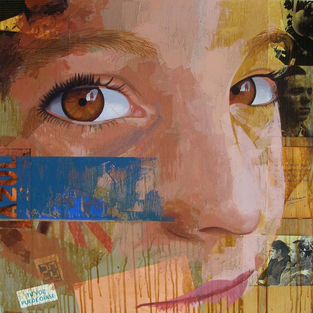 La Mirada Azul, J. M. Alguer Romero