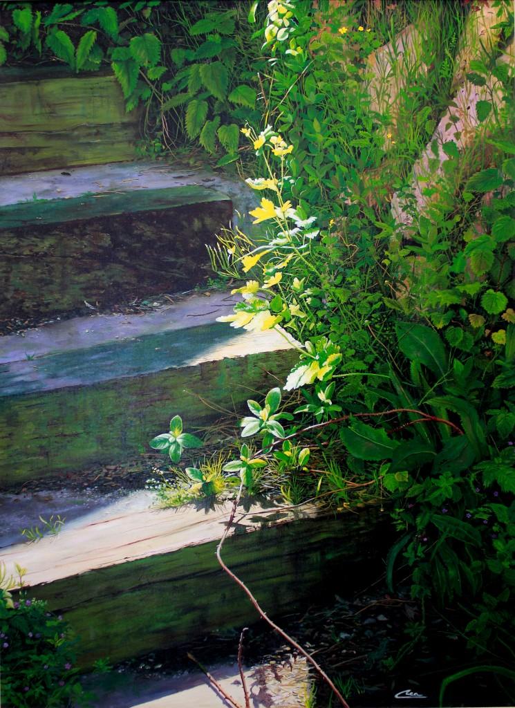 Stairway to Heaven, Daniel Martín Cea