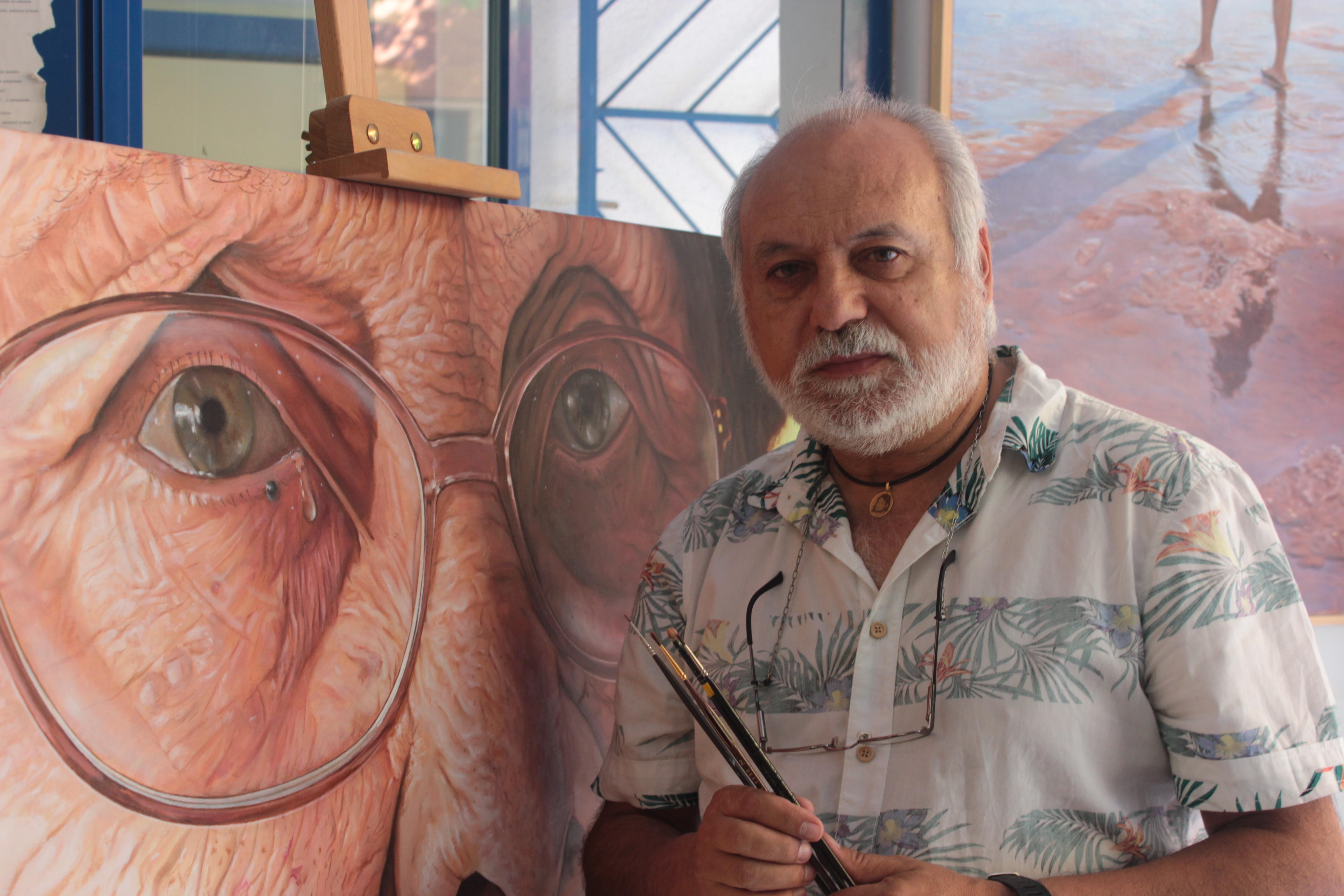 Desde mi taller: Daniel Martín Cea