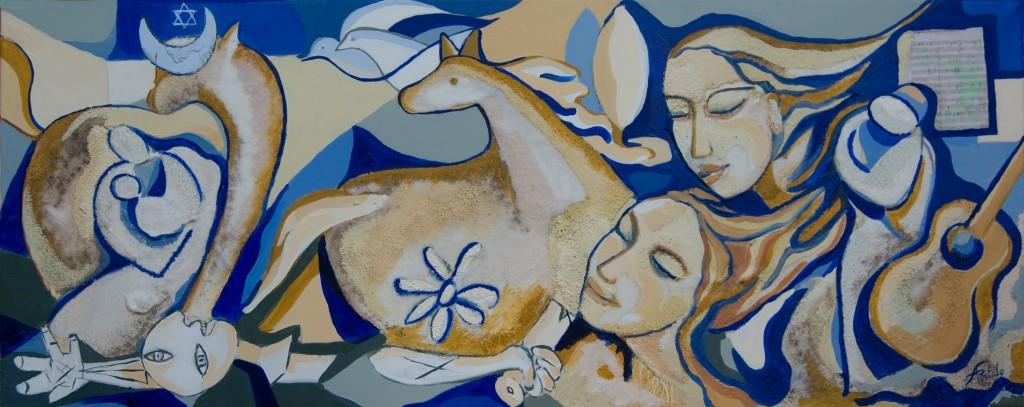 Guernica, Antonia Portalo.