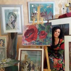 Desde mi taller: Antonia Portalo