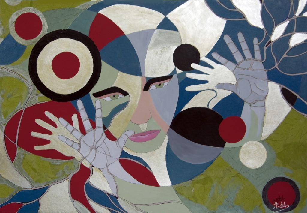 La Creación (I), Antonia Portalo.