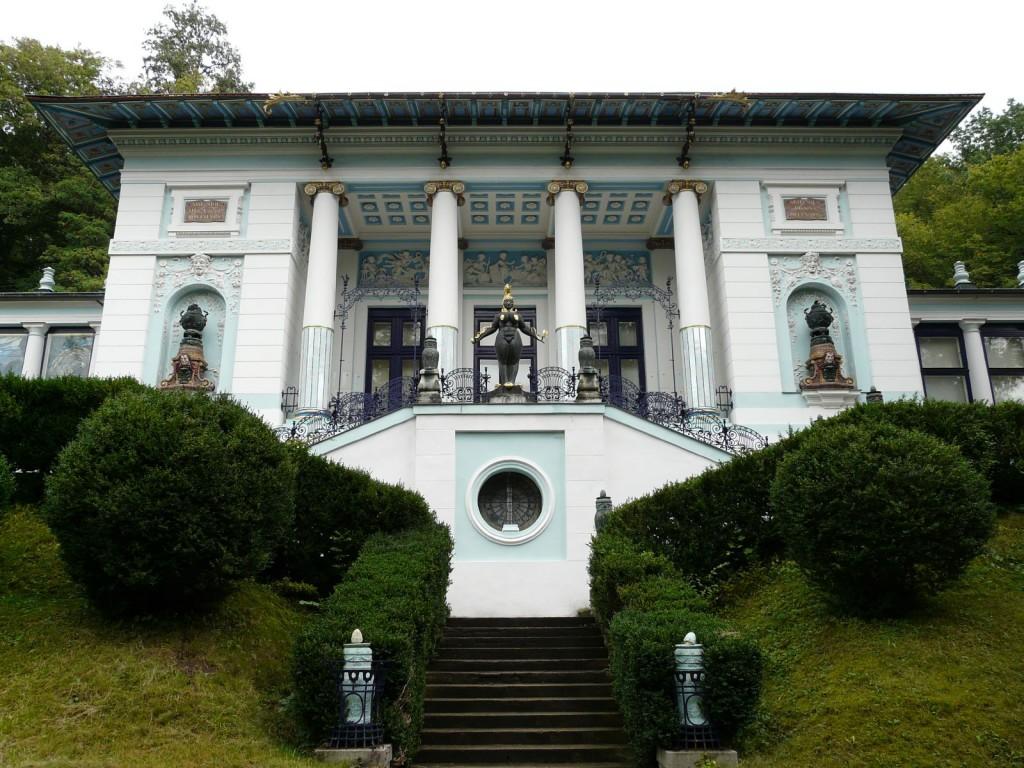 Villa Otto Wagner, Museo Ernst Fuchs (Viena).