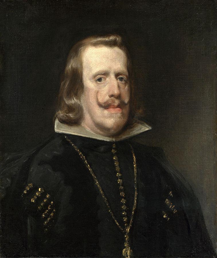 Felipe IV (1656), Diego Velázquez, National Gallery (Londres).