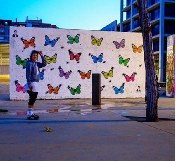 Murs Lliures, Barcelona
