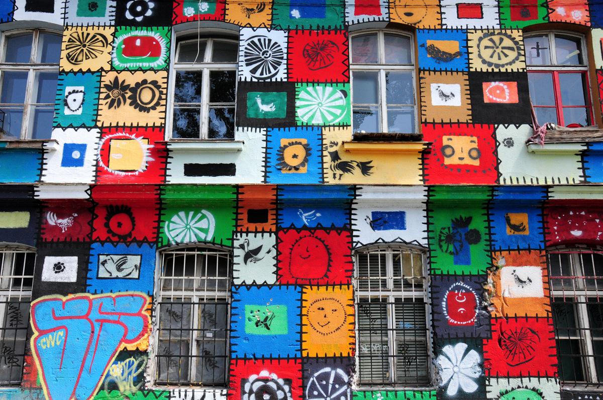 De Tacheles a Murs Lliures, cuando el arte vive en espacios públicos