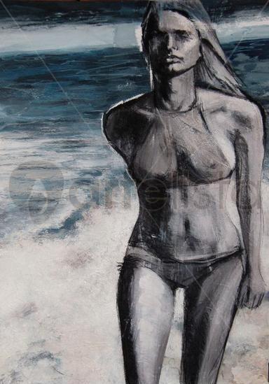 Wild Sea, Claudia Barbu