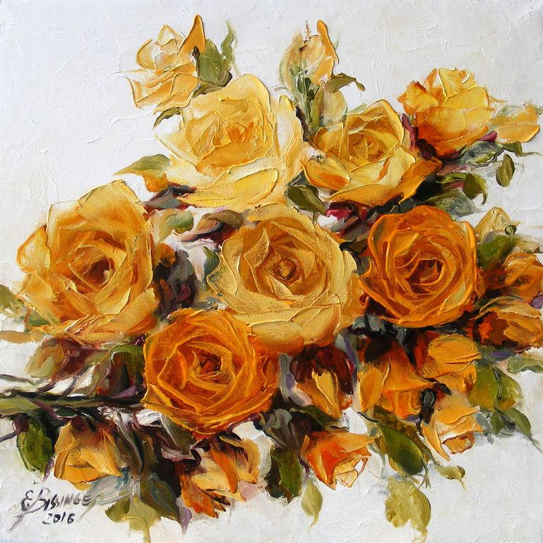 Trandafiri roze, Elena Bissinger.